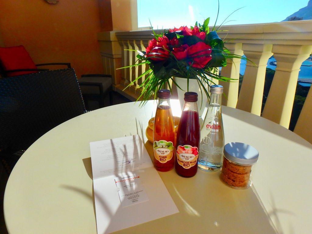 モナコ ホテル ハネムーンサービス