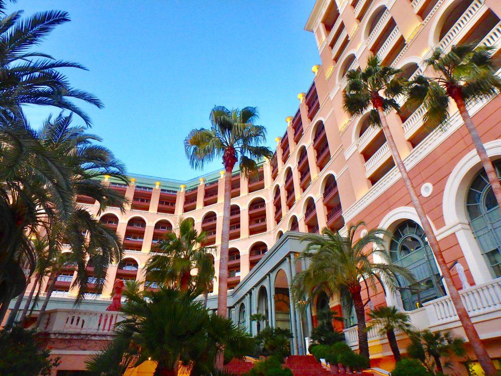 モナコ 高級ホテル ブログ