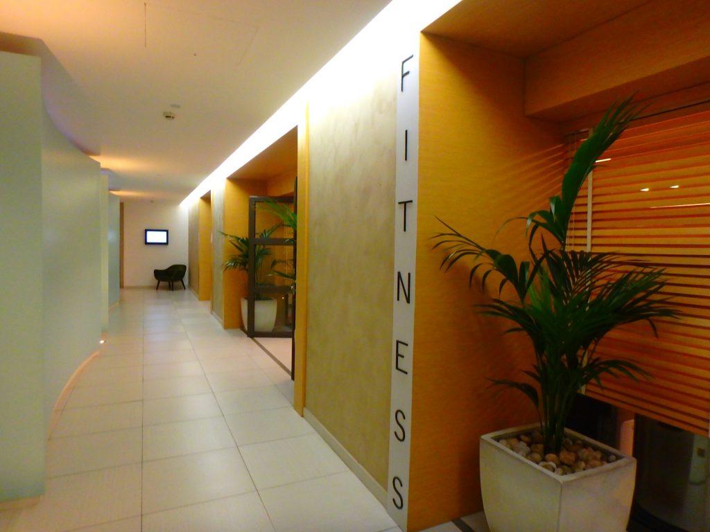 モナコ ホテル フィットネス
