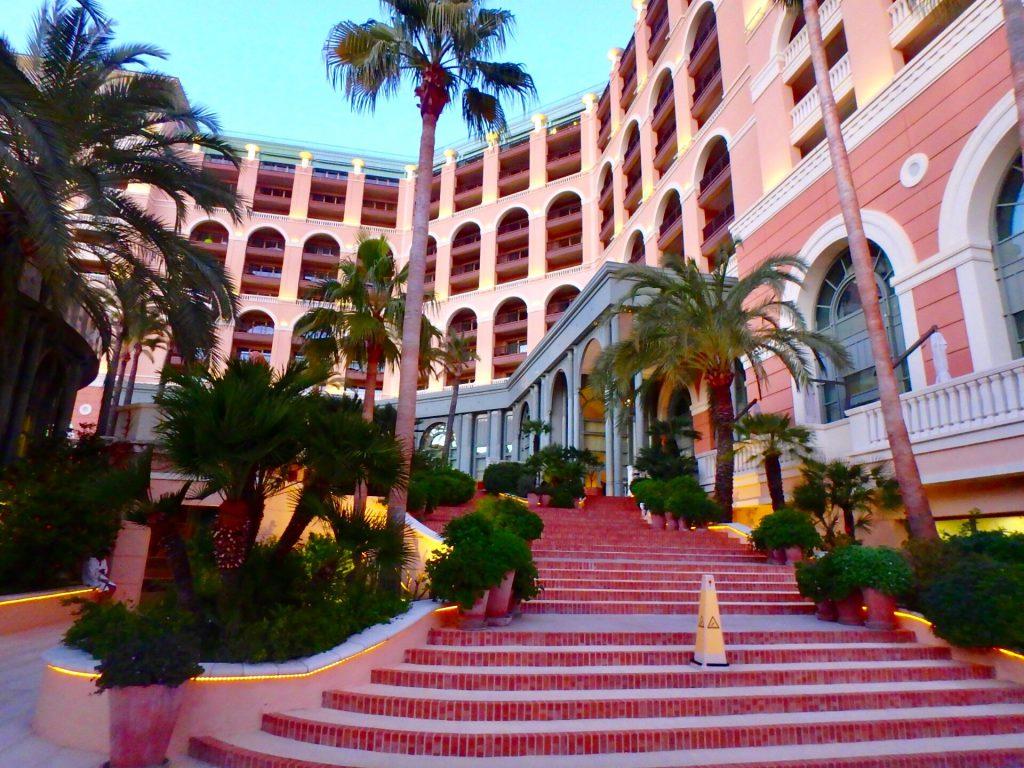 モナコ モンテカルロ ベイ ホテル