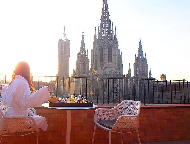 バルセロナ おしゃれなホテル おすすめ