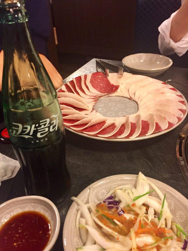 韓国 明洞 美味しい焼肉 チャドルバギ