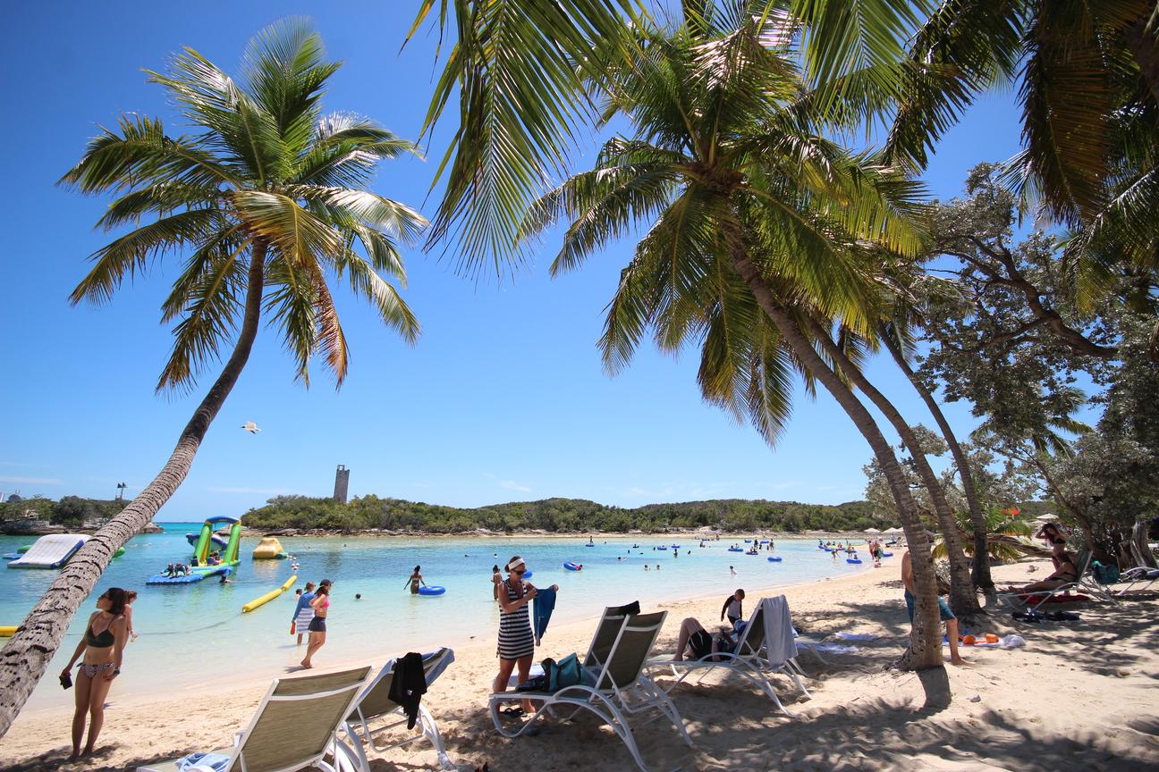 バハマ ビーチ