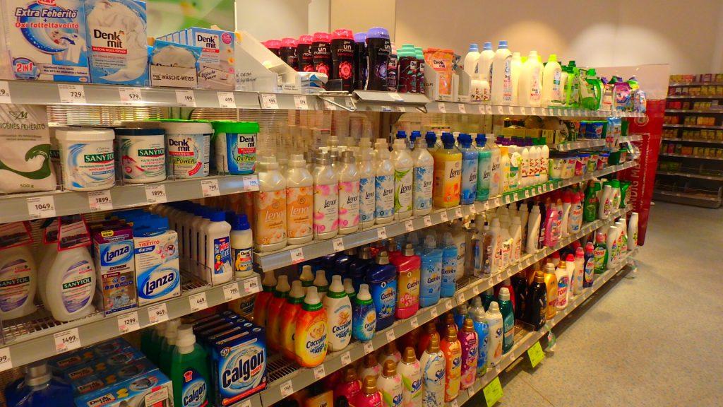 ブダペスト 洗剤 柔軟剤