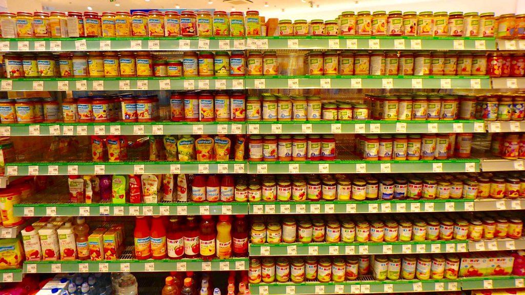 ブダペスト ばらまき スープ 缶詰 調味料