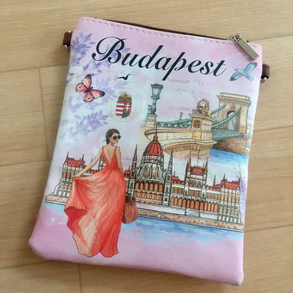 ブダペスト お土産 可愛い バッグ