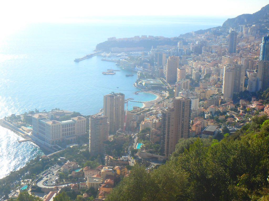 モナコ 観光 おすすめ 絶景