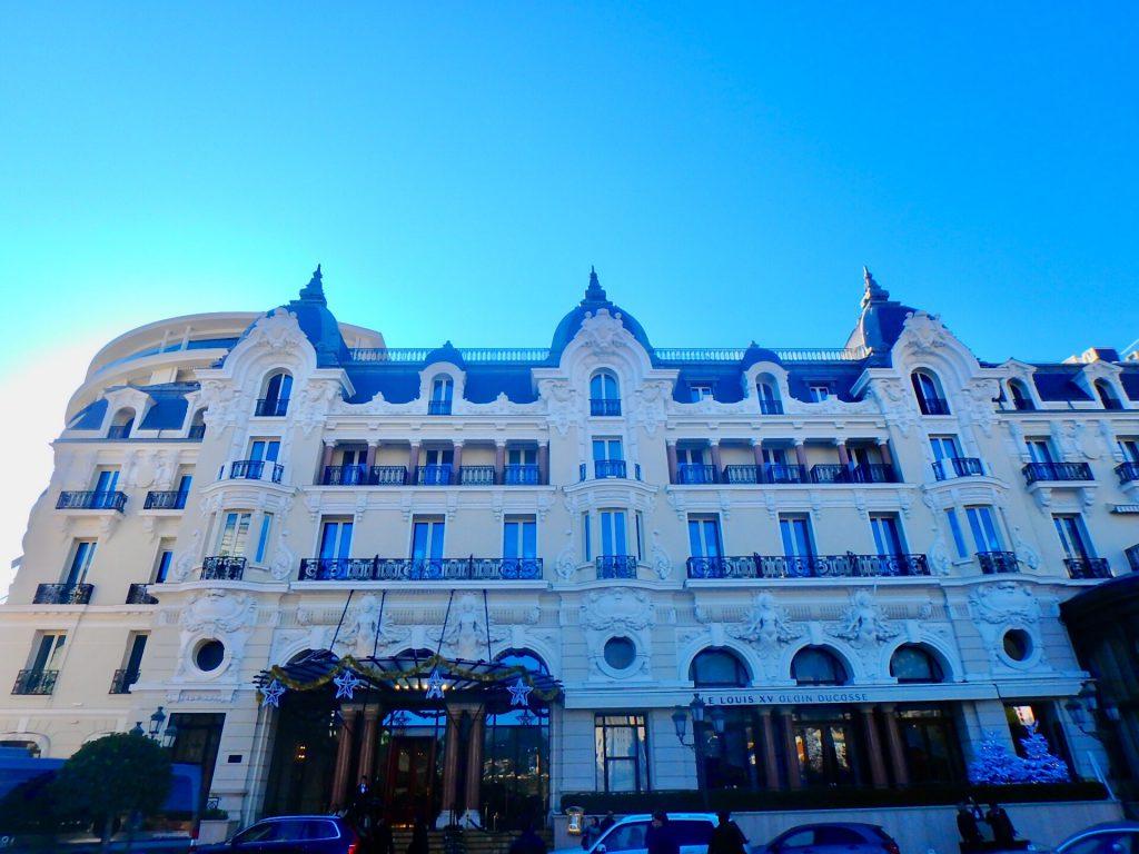オテル・ド・パリ モナコ