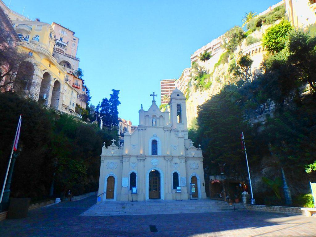 モナコ 教会