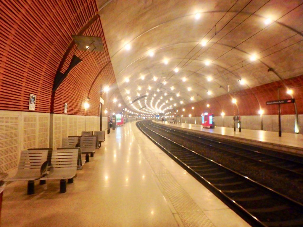 モナコ 駅 Gare de Monaco