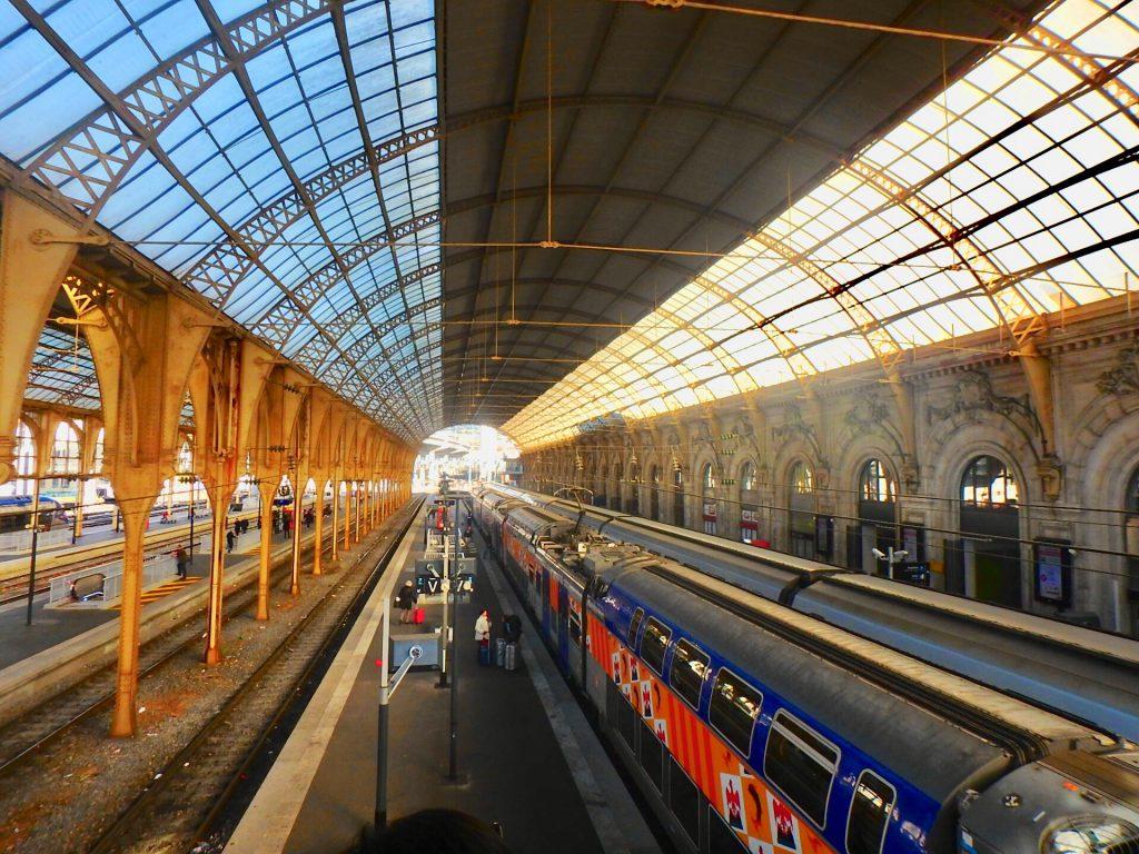 フランス ニース 駅 A NICE VILLE