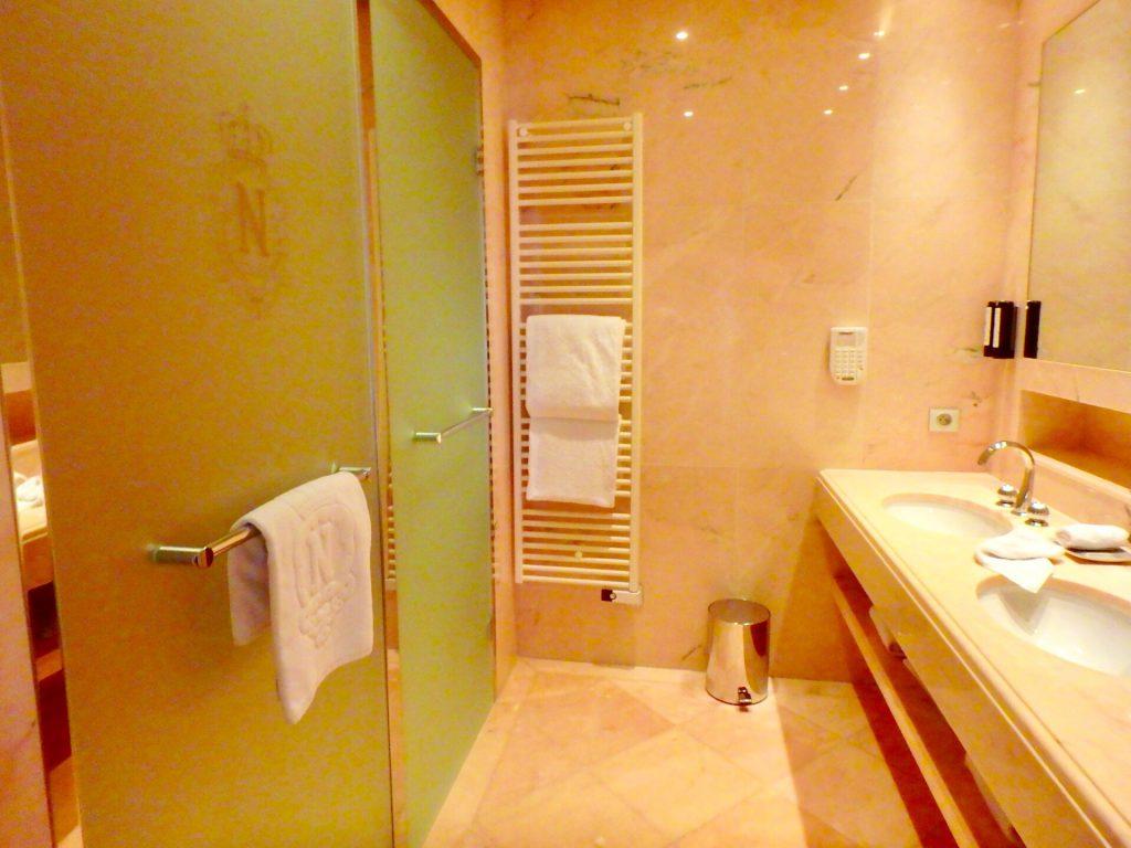 ホテルネグレスコ お風呂