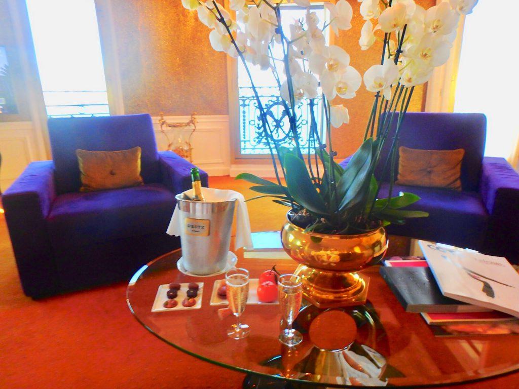 フランス 高級ホテル ハネムーン