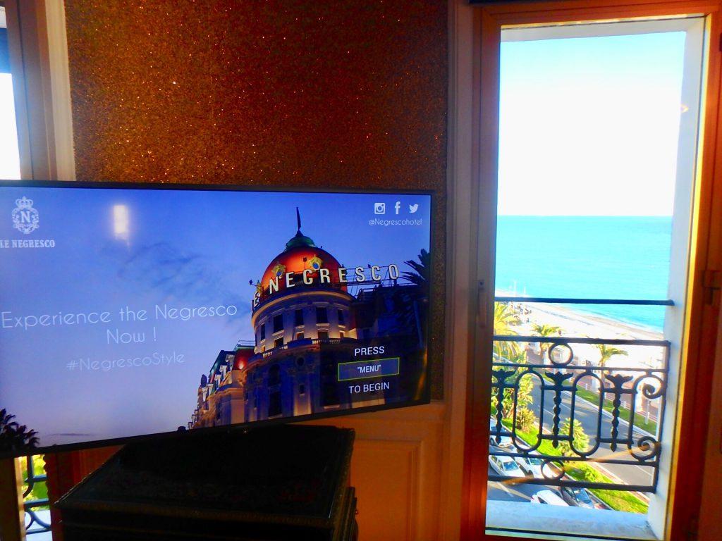 ホテル ネグレスコ 海が見えるお部屋