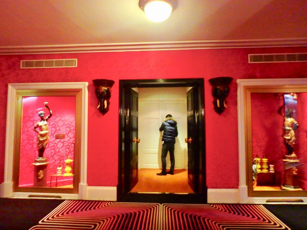 ホテル ネグレスコ スイートルーム ブログ