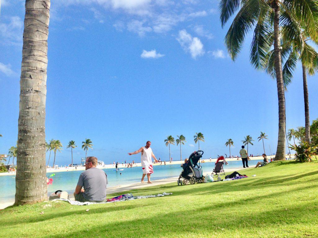 ハワイ 子連れ旅行 赤ちゃん