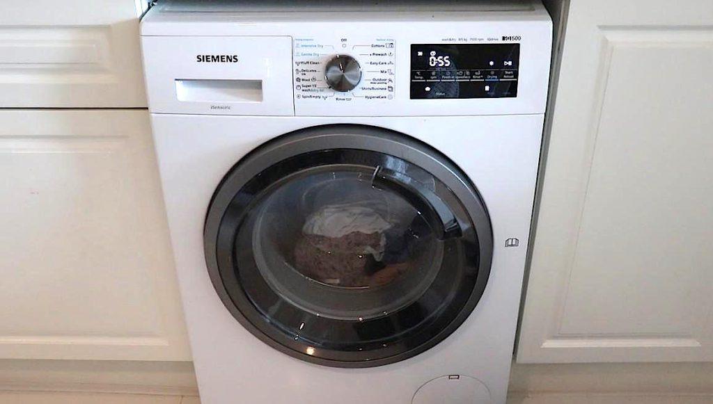 タイ 洗濯機付き ホテル