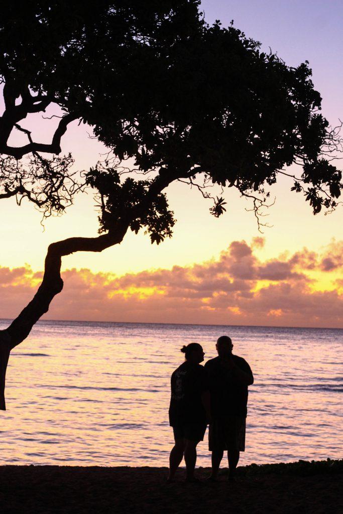 ハワイでホームステイ ブログ
