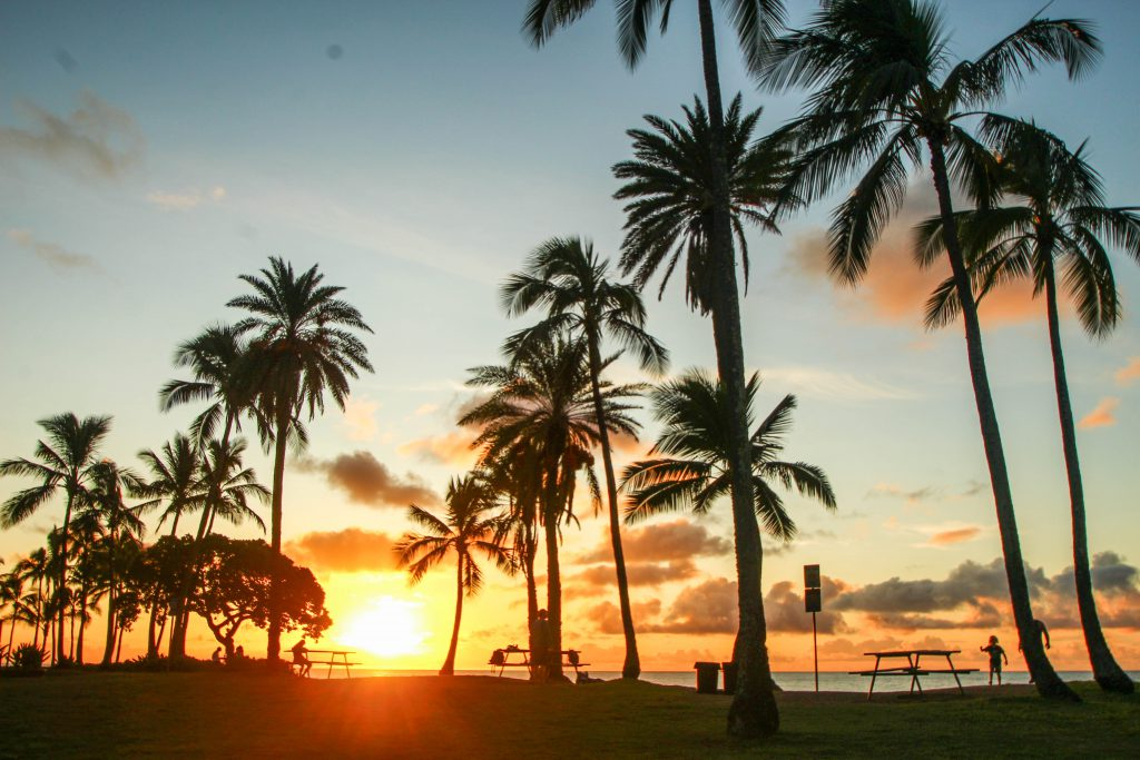 ハワイ暮らし ブログ 女子
