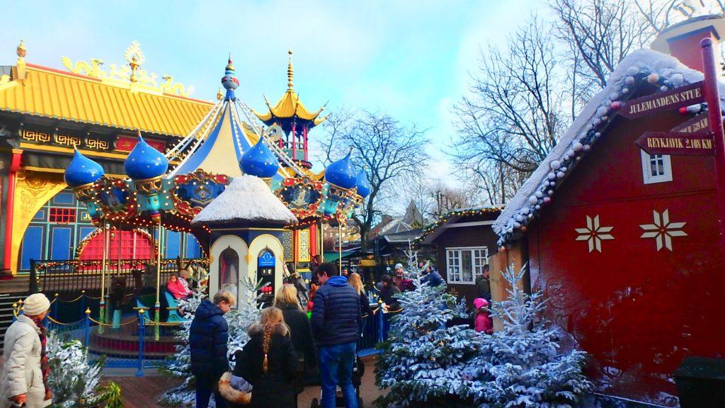 Tivoli park デンマーク