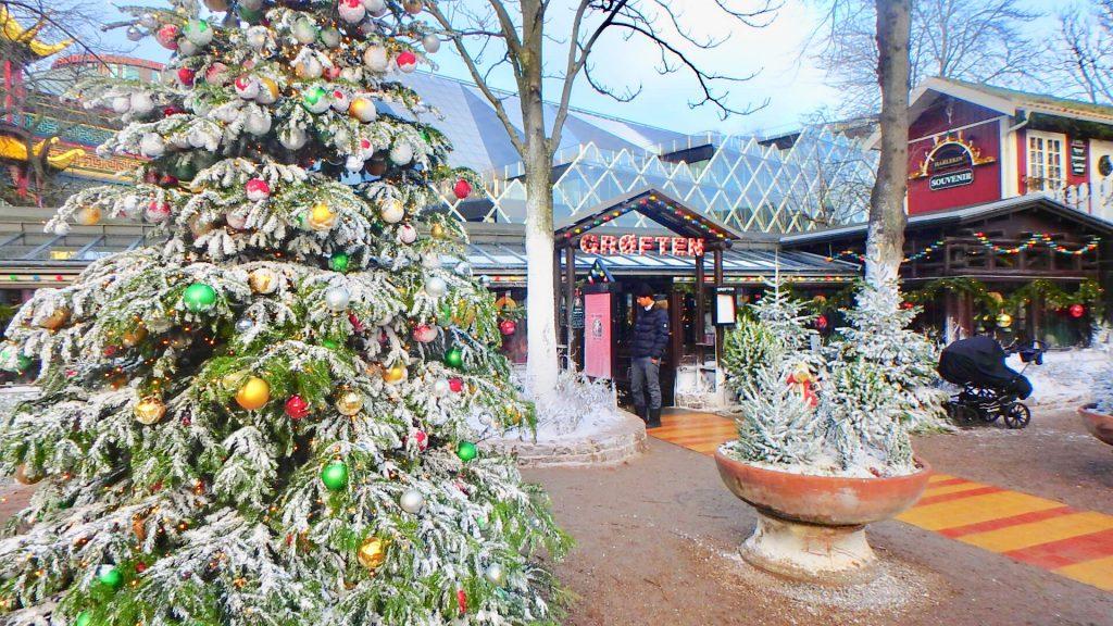 世界最古のレストラン GROFTEN グロフテン チボリ公園