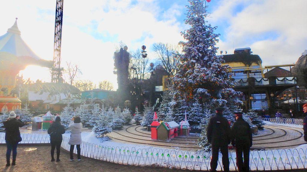 チボリ公園 クリスマス