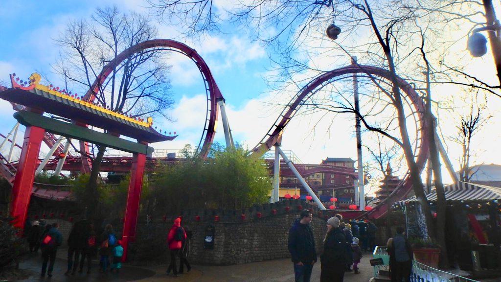 ヨーロッパ 遊園地 テーマパーク