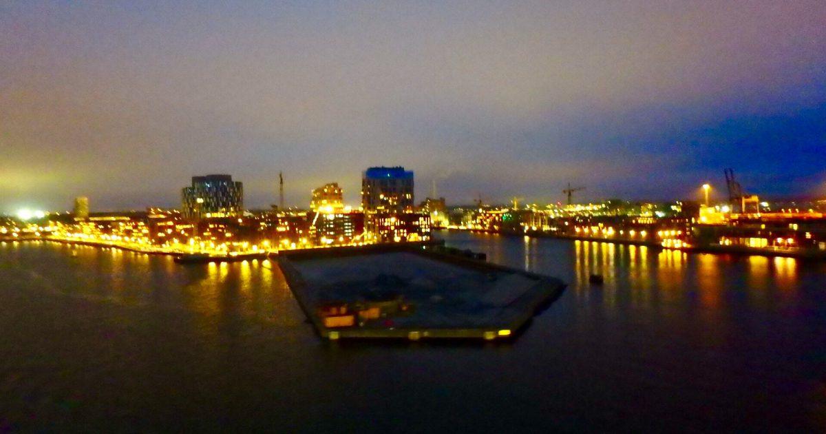 デンマーク コペンハーゲン 港