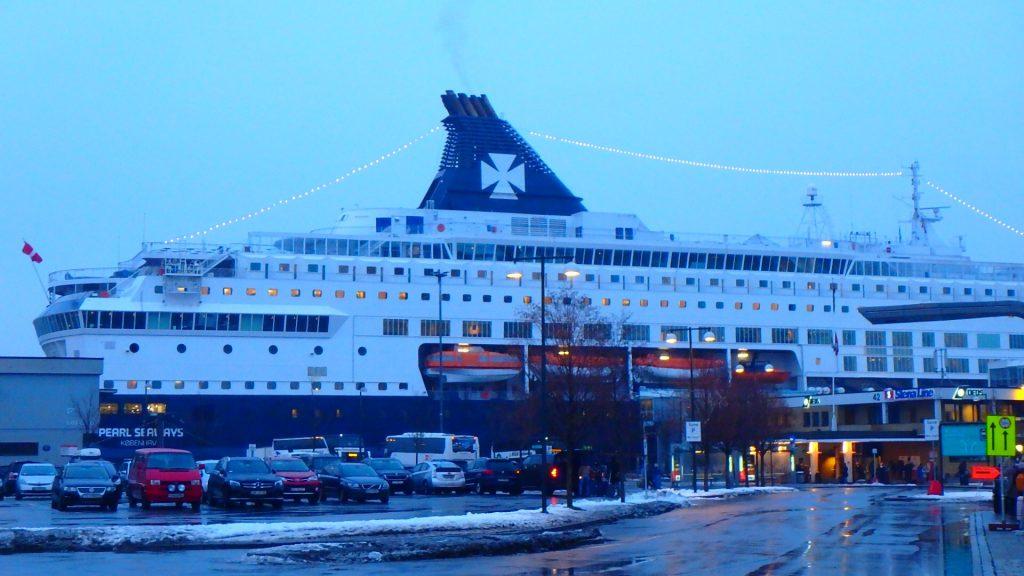 北欧クルーズ DFDS