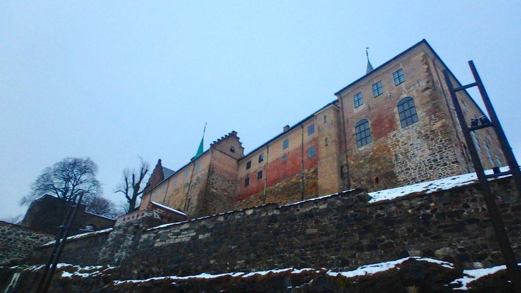 ノルウェー オスロ Akershus Festning