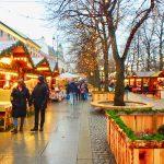 オスロのクリスマスマーケットへ。冬のノルウェー旅行記と服装・靴について