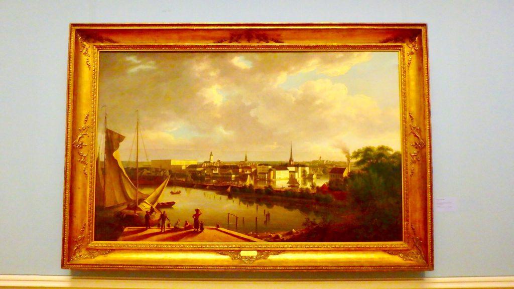 ノルウェー 美術館 ブログ