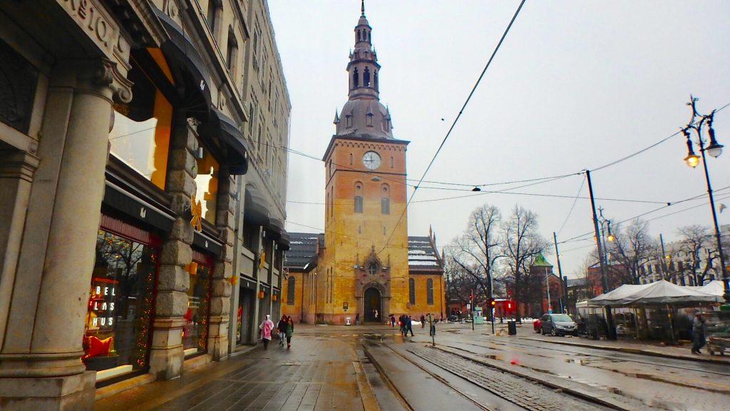 ノルウェー 観光 オスロ大聖堂
