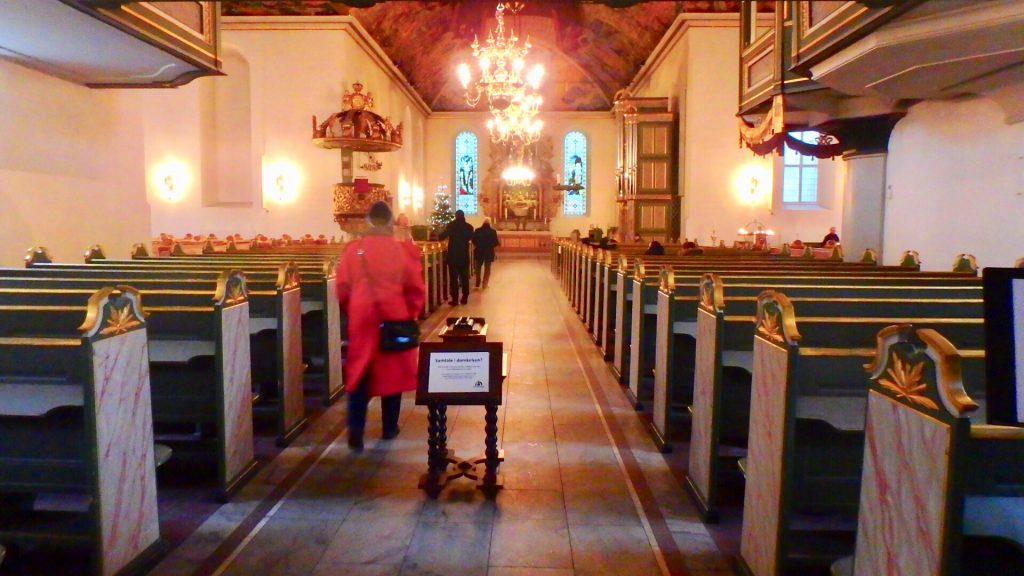 ノルウェー オスロ大聖堂