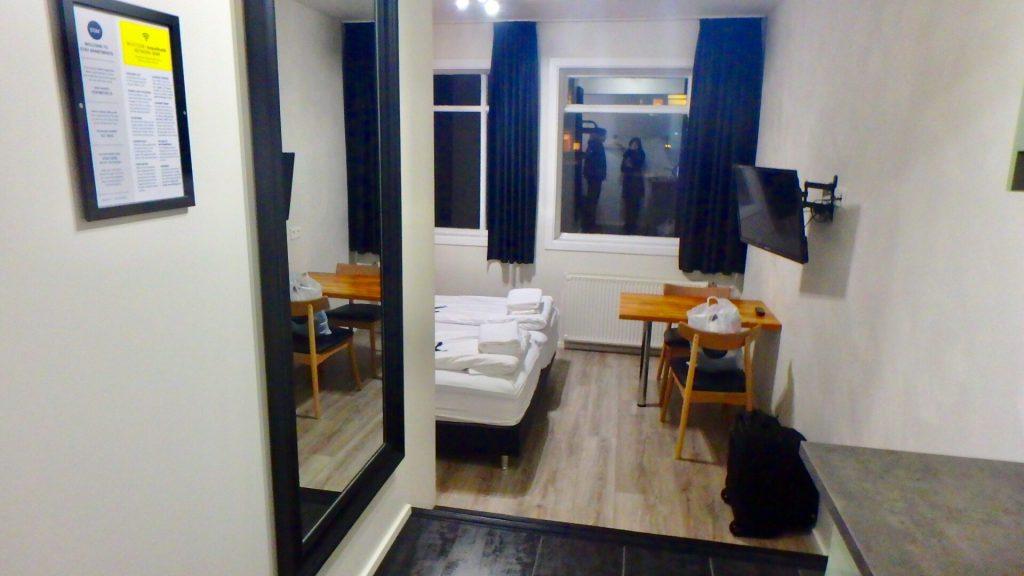 アイスランド ホテル ブログ