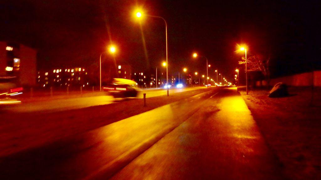 アイスランド レイキャビク 夜 治安