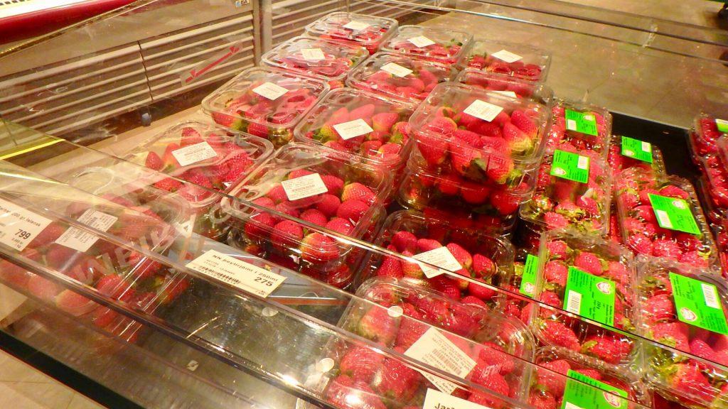 アイスランド レイキャビク スーパー フルーツ