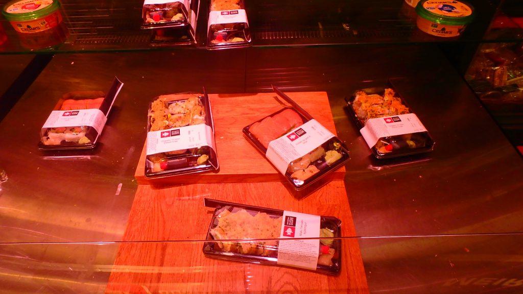 アイスランド レイキャビク お寿司
