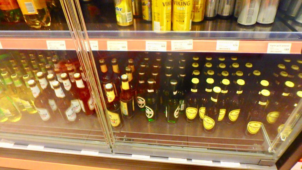 アイスランド スーパー お酒