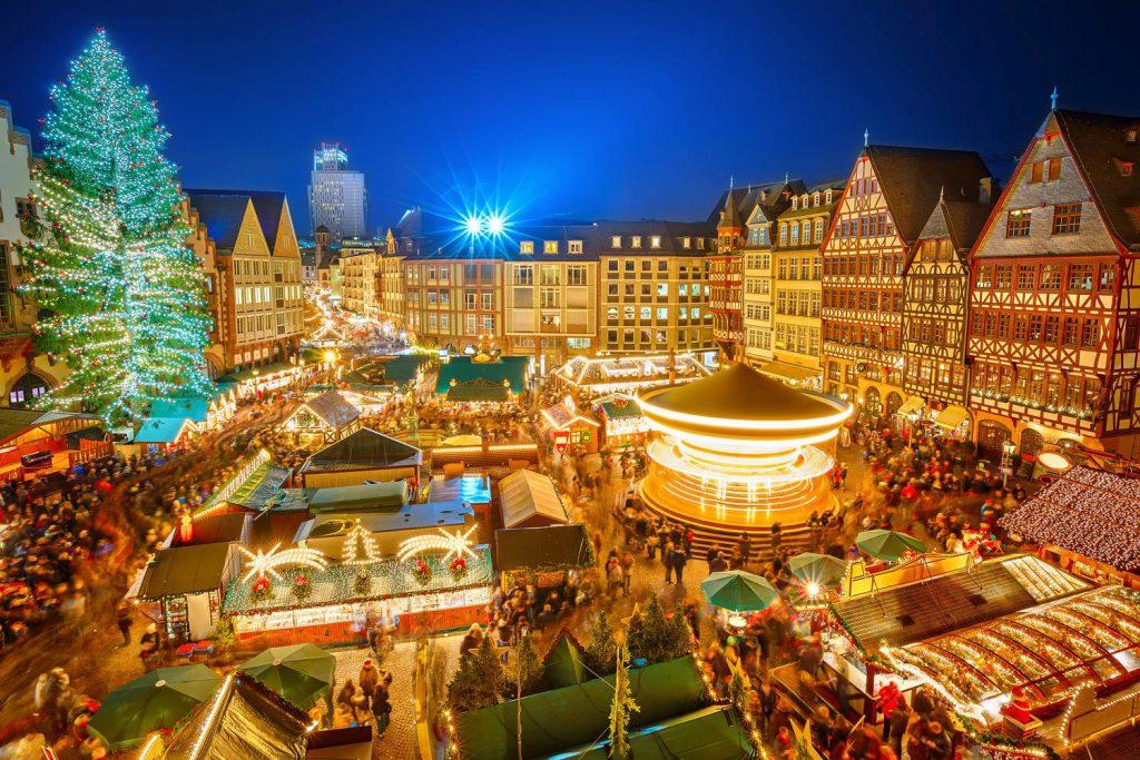 ヨーロッパのクリスマスマーケット ランキング