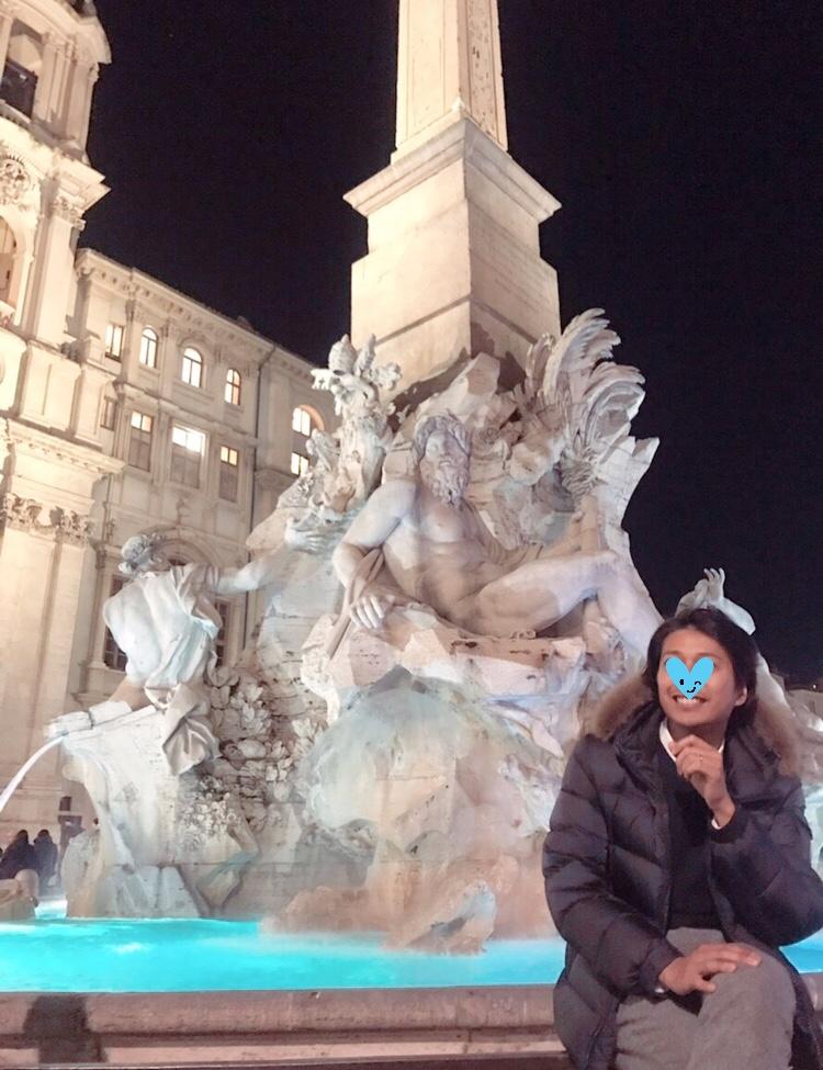 ローマ 冬 旅行記