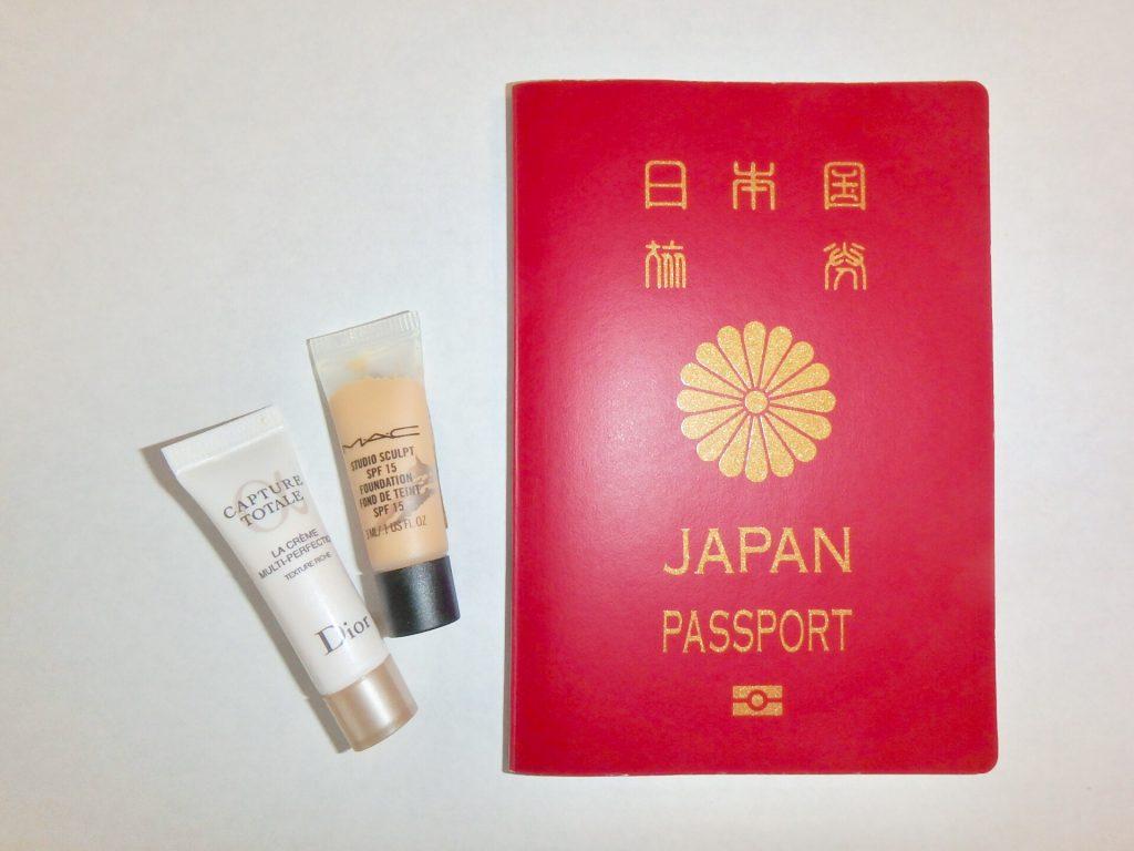 海外旅行 化粧品 コスメ ミニサイズ