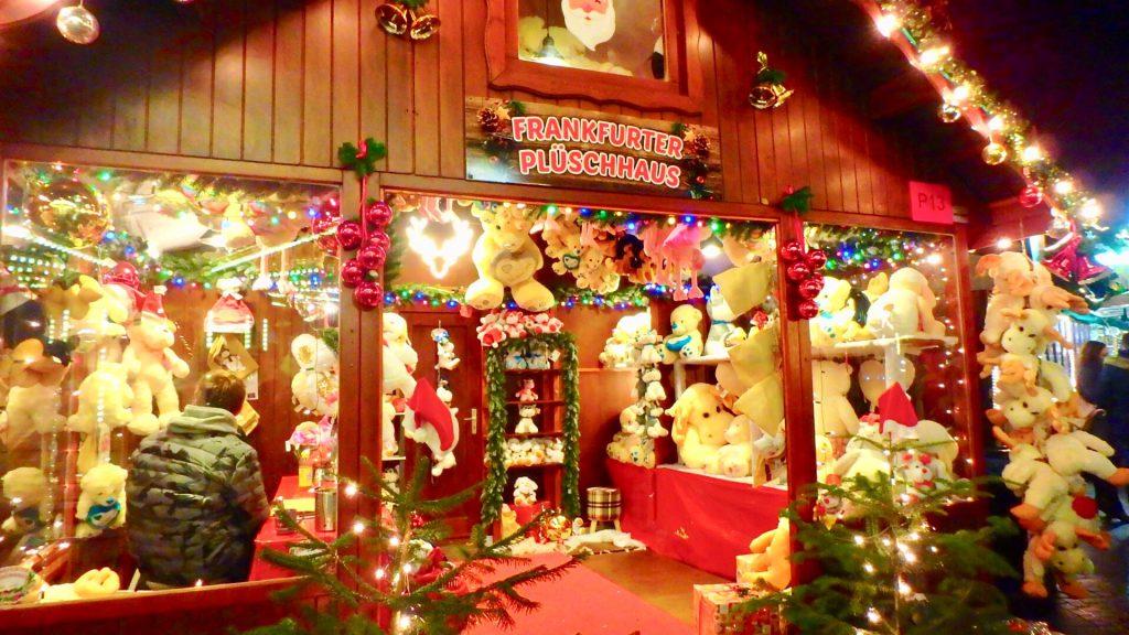 フランクフルト クリスマスマーケット お土産