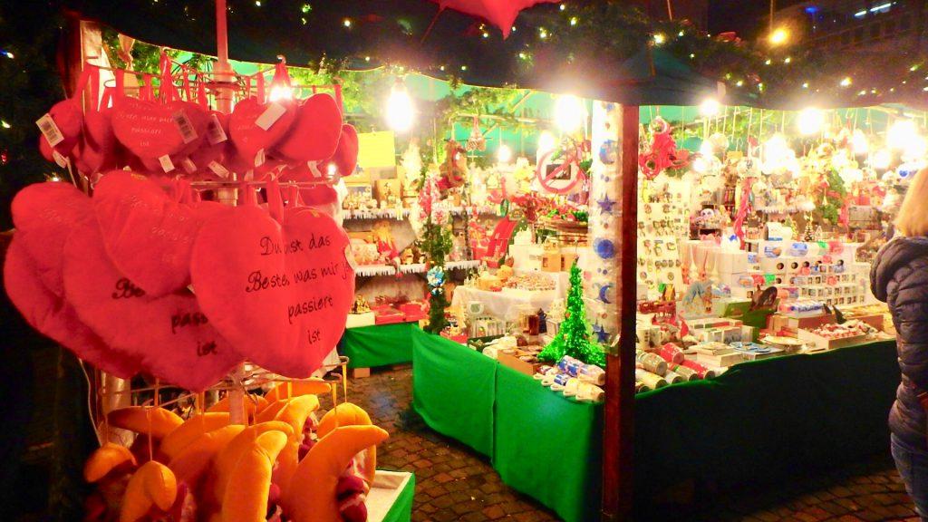 フランクフルト クリスマスマーケット 雑貨