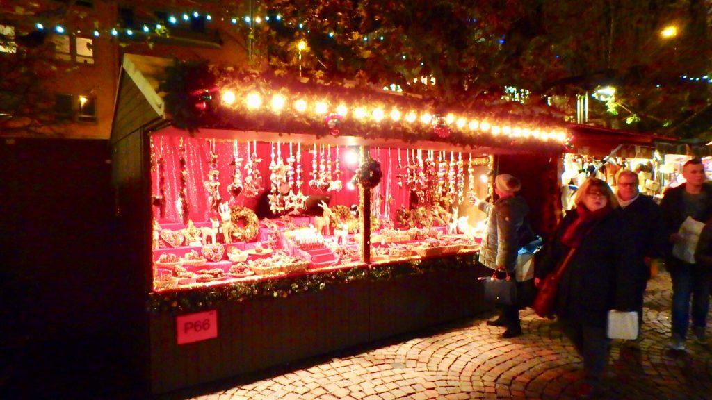 ドイツ クリスマスマーケット オーナメント