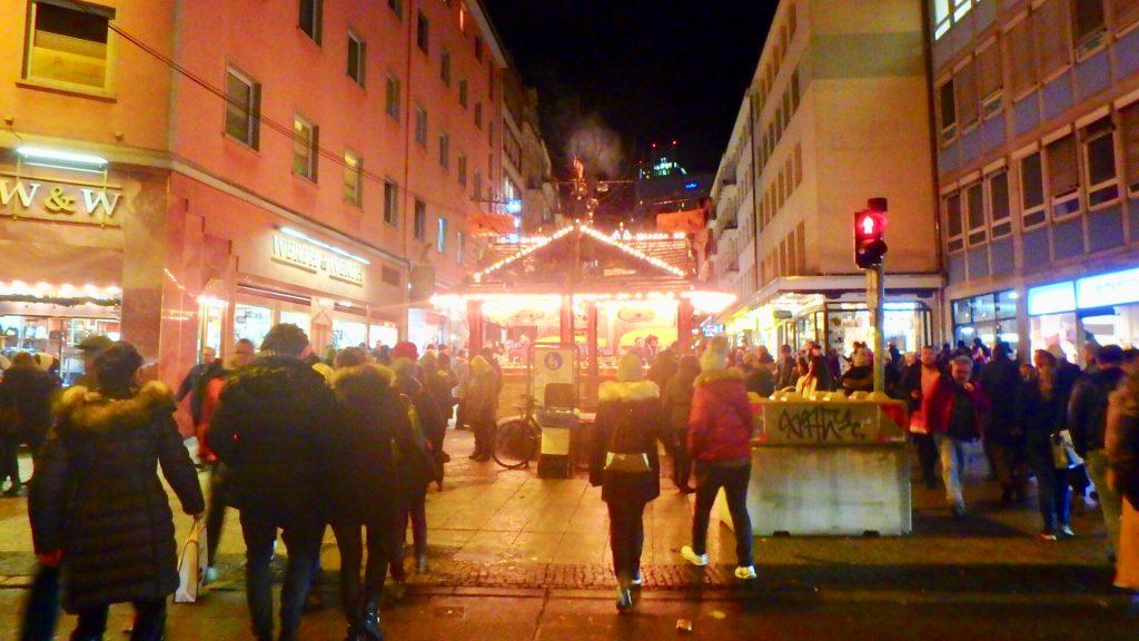 フランクフルト クリスマスマーケット 旅行記