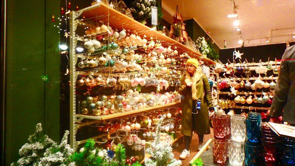 フランクフルト クリスマスの飾り物 ショップ