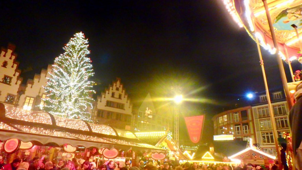 ドイツ旅行 クリスマスマーケット 綺麗