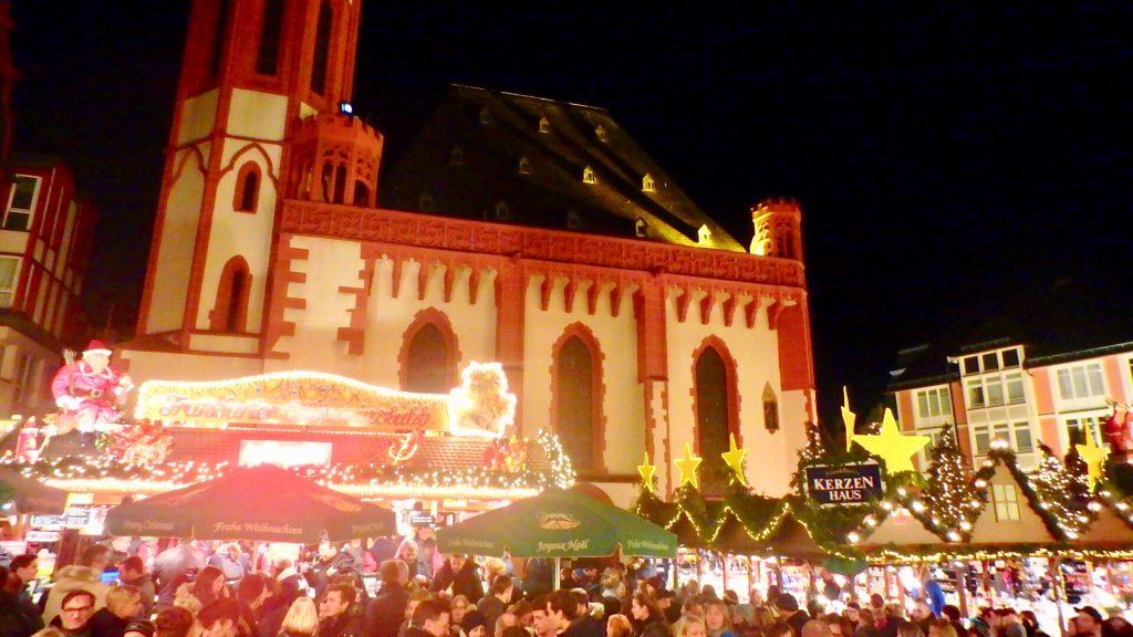 ドイツ旅行 クリスマスマーケット ブログ