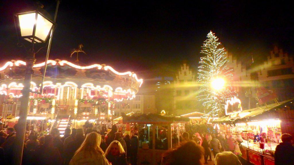 フランクフルト クリスマスマーケット ブログ